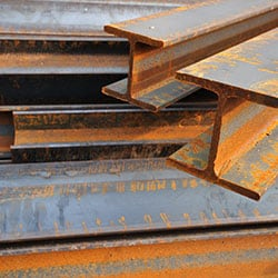 Iron Prepared Plate Structured Steel[1]
